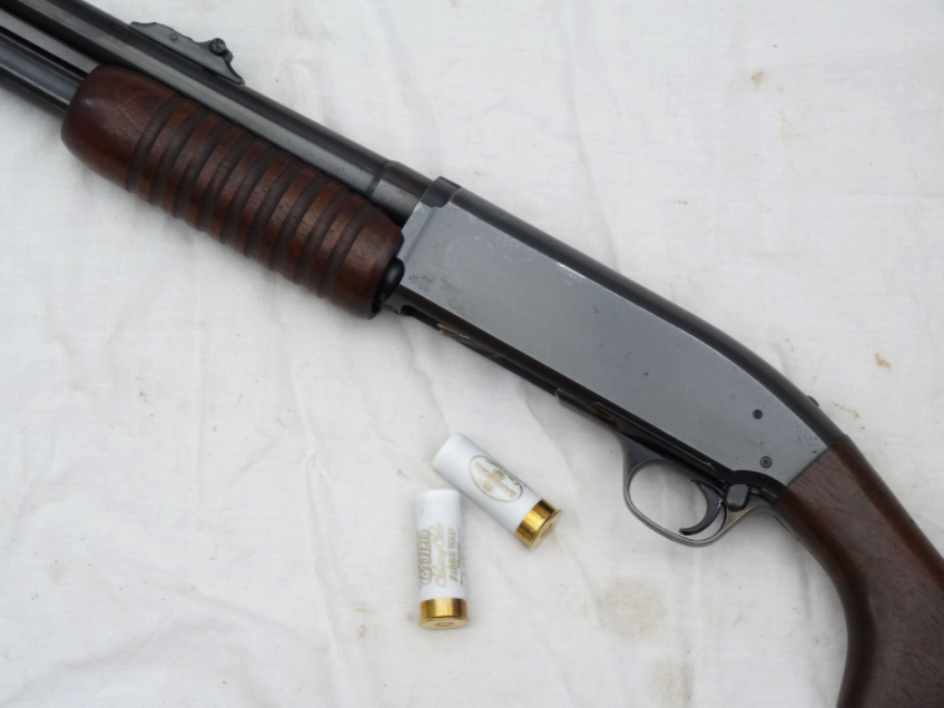 how to clean a browning bps shotgun